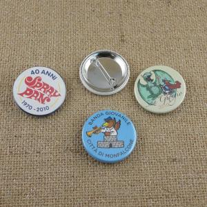 Spille Badge 37 mm