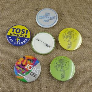 Spille Badge 44 mm