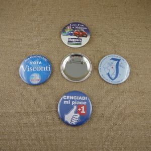 Spille Badge 56 mm